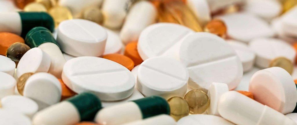 Imagen de medicamentos para ilustrar la noticia.
